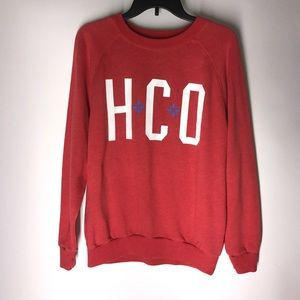 Hollister crew oversized sweatshirt  S